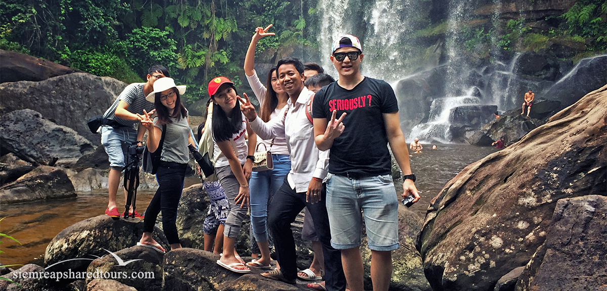 Full-day Phnom Kulen National Park & Waterfall Shared Tour - Mobile Gallery