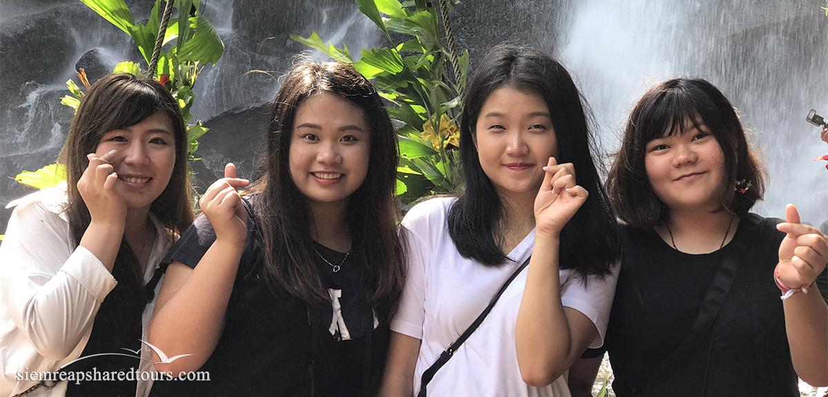 Full-day Phnom Kulen National Park & Waterfall Shared Tour