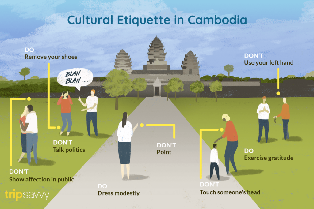 dos and donts for cambodia